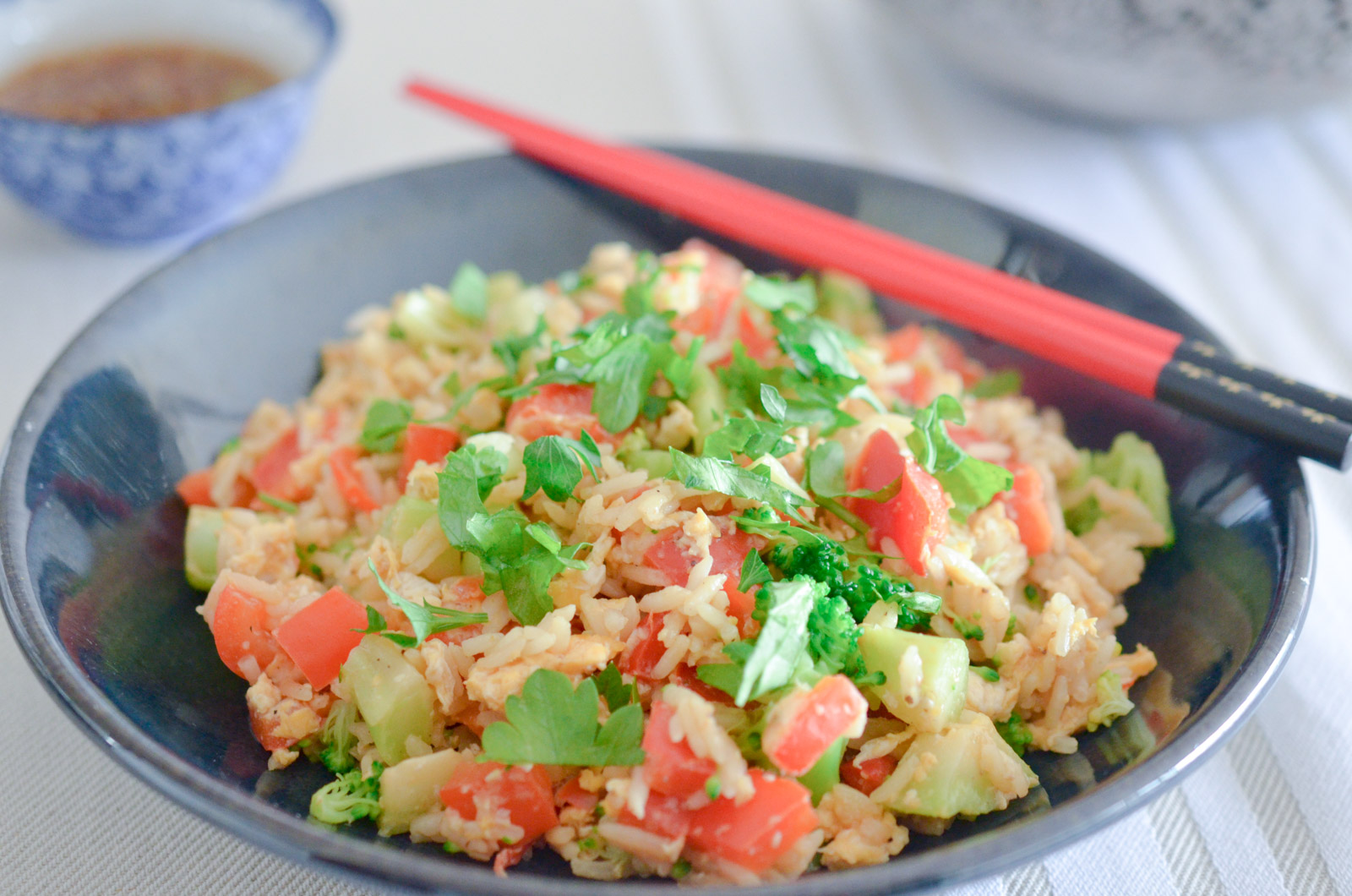 Riz Saute Vegetarien Thai%cc%88 3 Sur 8