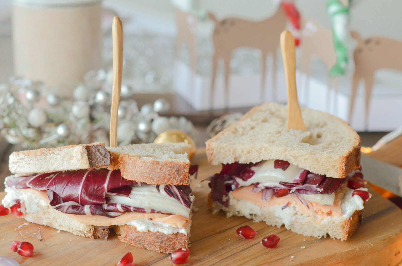 Sandwich Delpierre Saumon Grenade 4 Sur 5