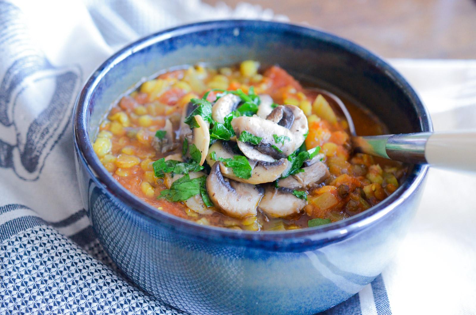 Soupe Lentilles Orge Epices 9 Sur 9