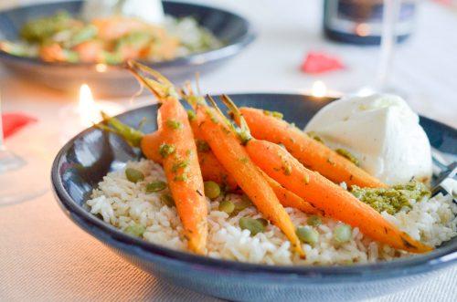 Votre repas de la Saint Valentin directement livré chez vous en un clic !
