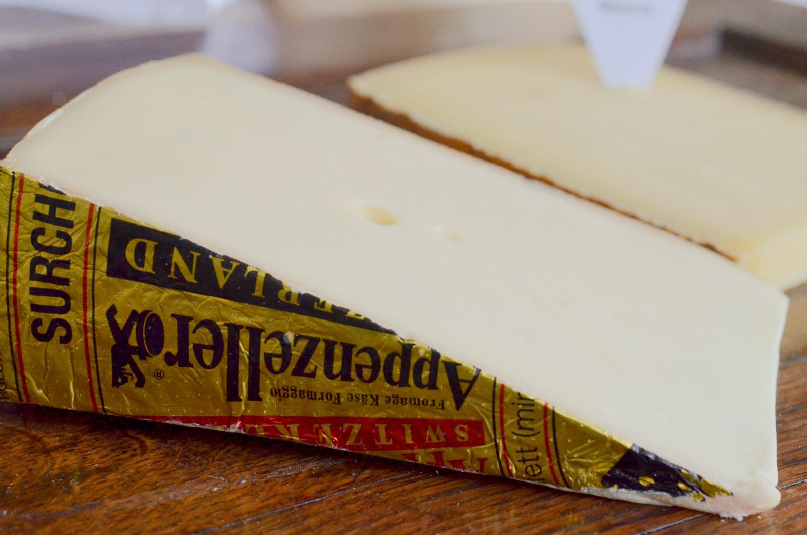 Fromages Suisse Appenzeller Gruyere 4 Sur 9