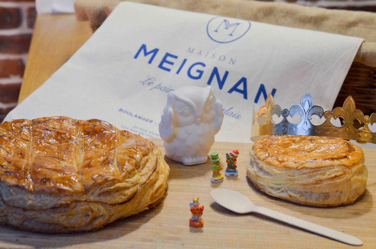 Galette Des Rois Frangipane Boulangerie Maison Meignan 6 Sur 11