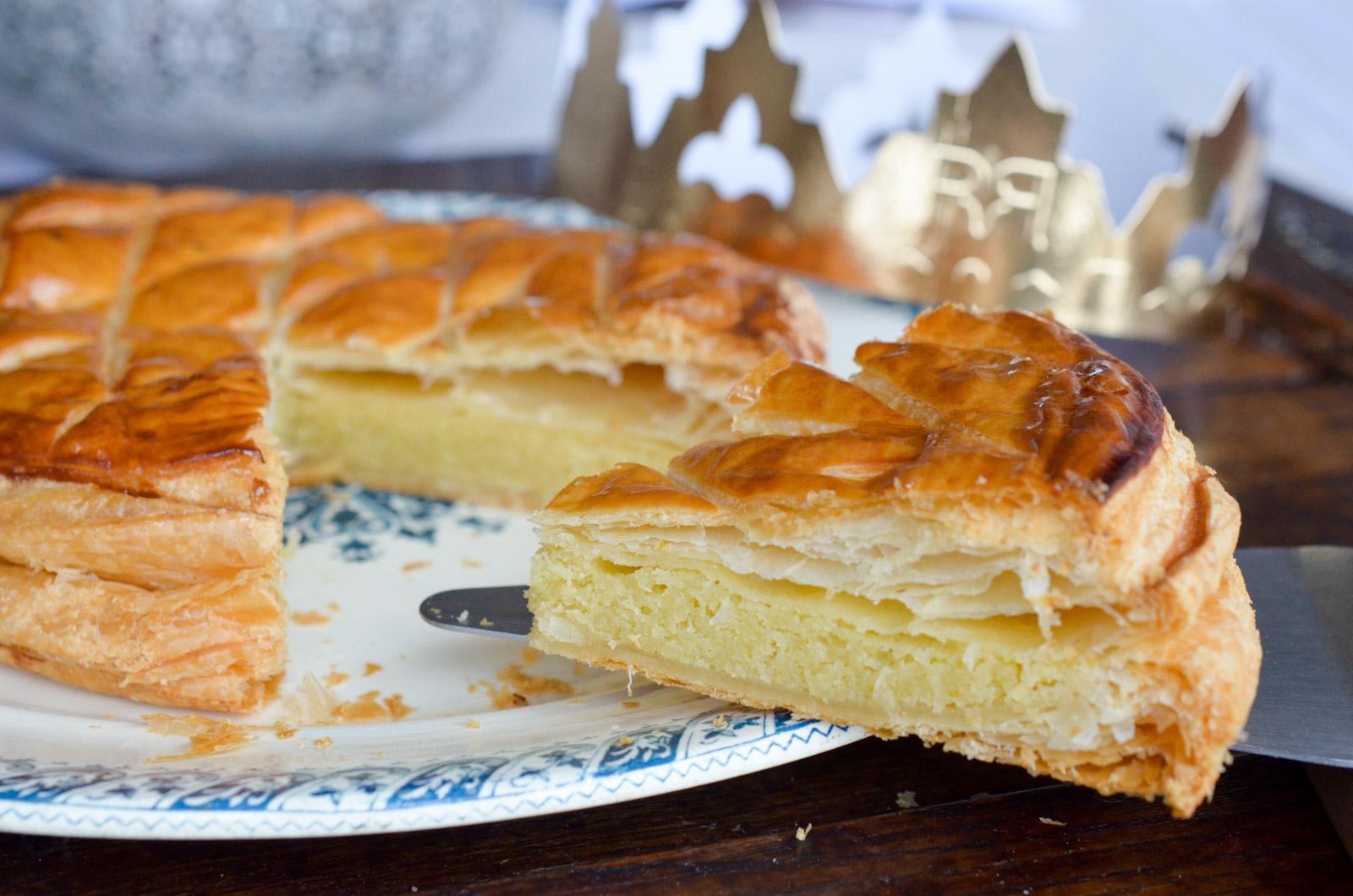 Galette Des Rois Frangipane Boulangerie Parisienne 4 Sur 6