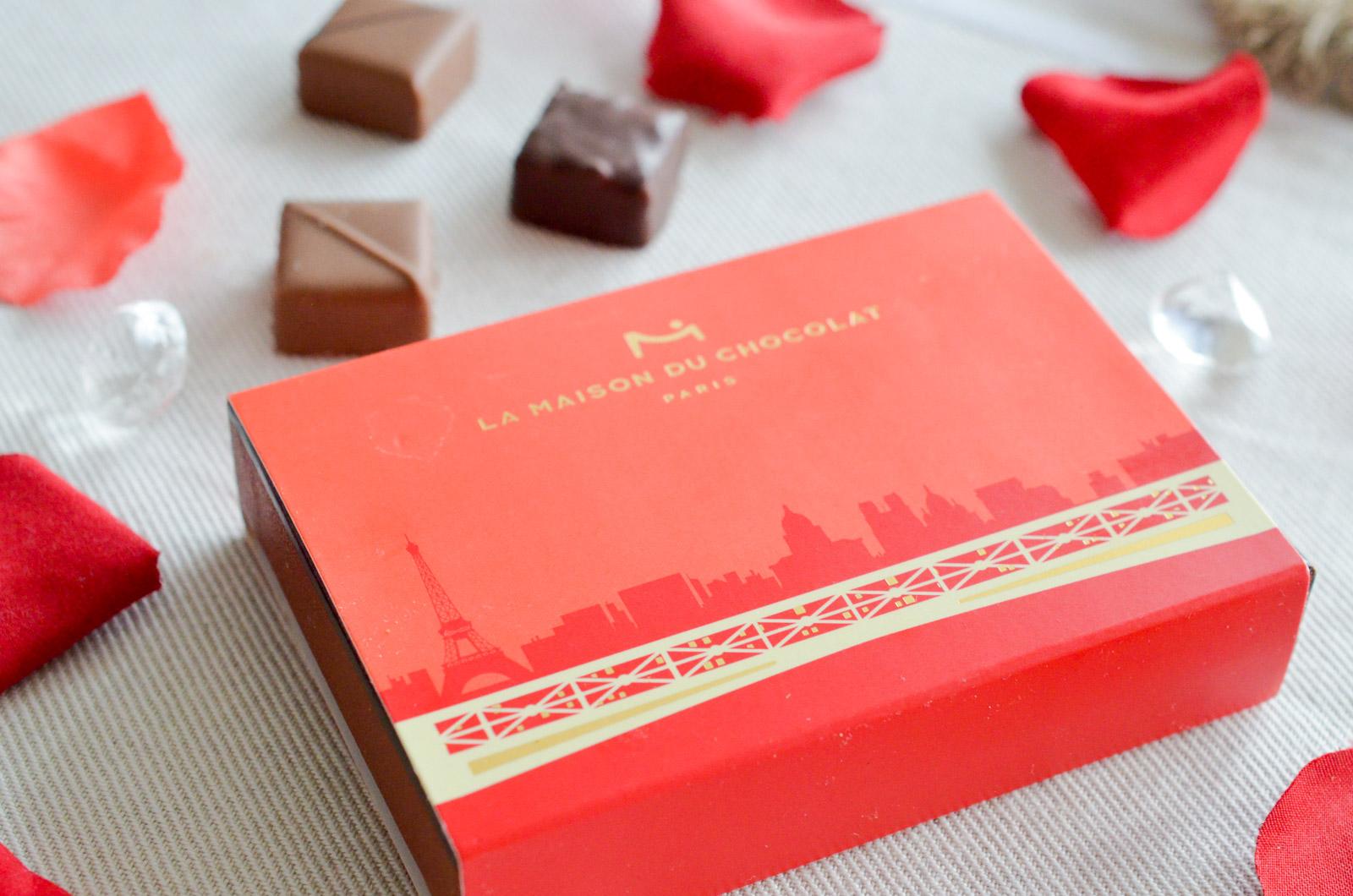 Maison Chocolat Saint Valentin (2 Sur 3)