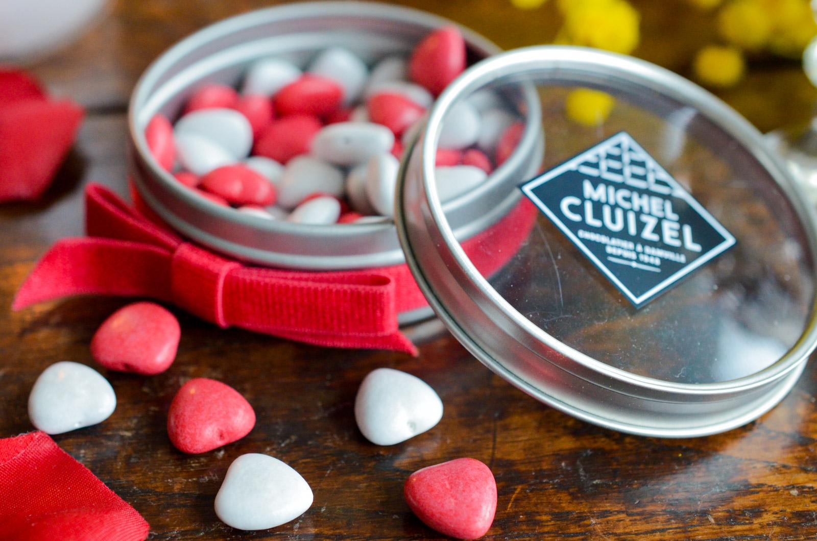 Michel Cluizel Coeur Chocolat Saint Valentin (7 Sur 7)