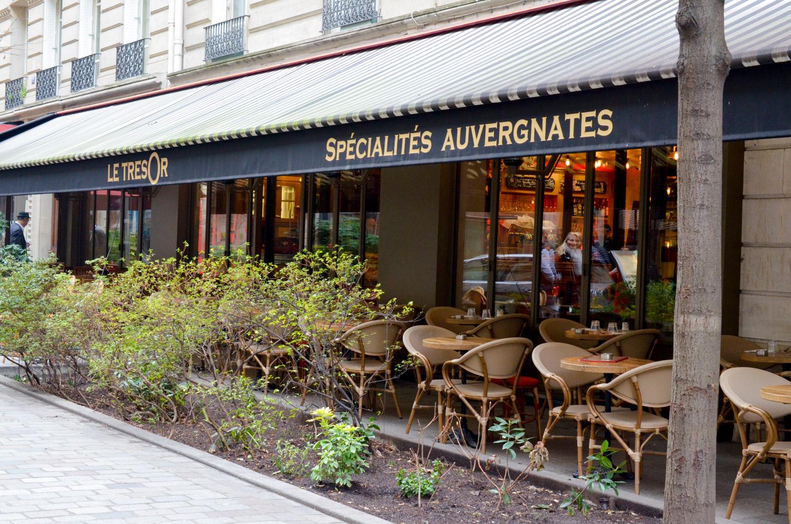 Restaurant Le Tresor Auvergne (2 Sur 17)