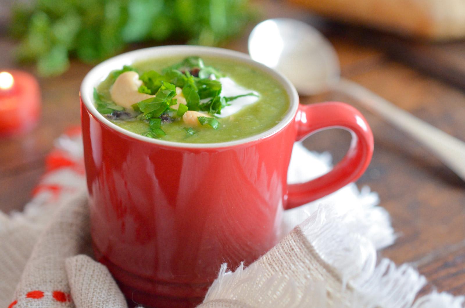 Soupe Veloute Poireaux Curry (5 Sur 5)