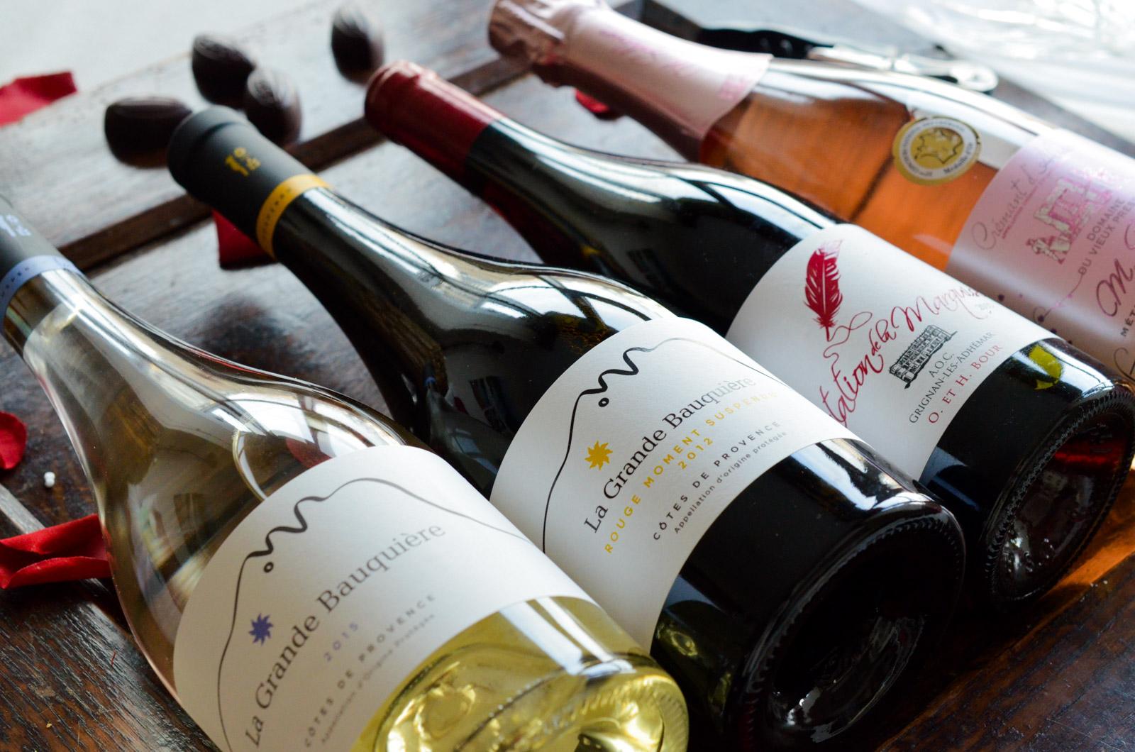 Vins Saint Valentin (2 Sur 2)