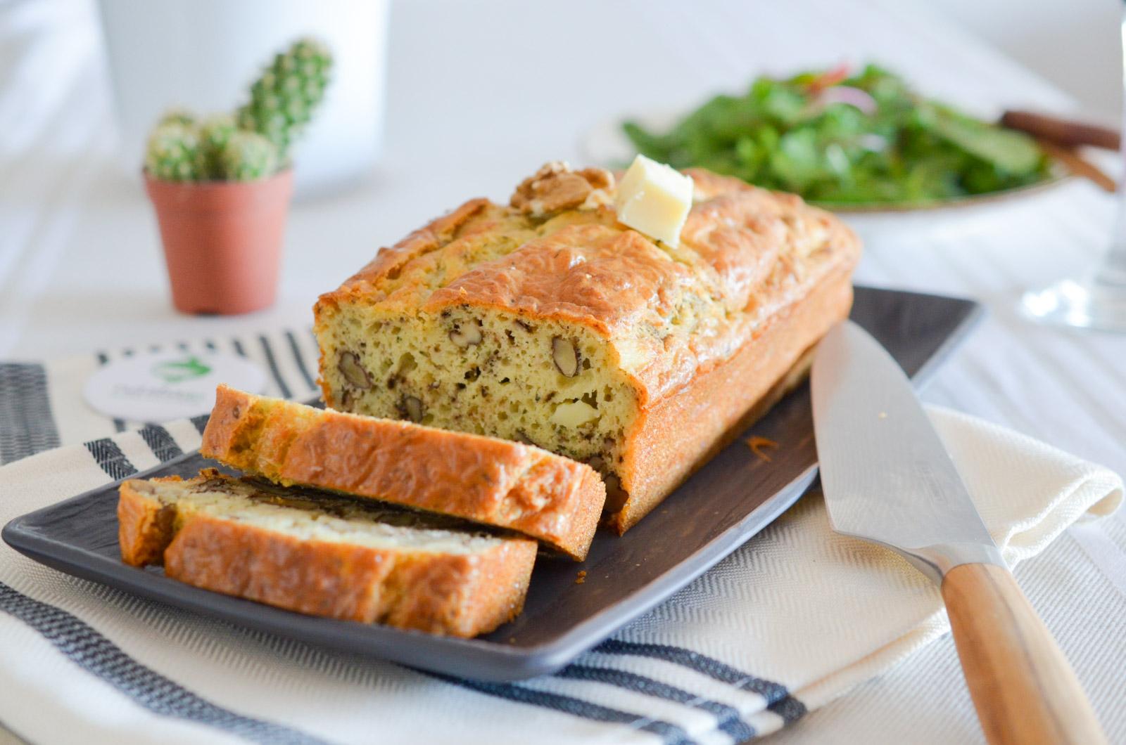 Cake Noix Cantal (7 Sur 13)
