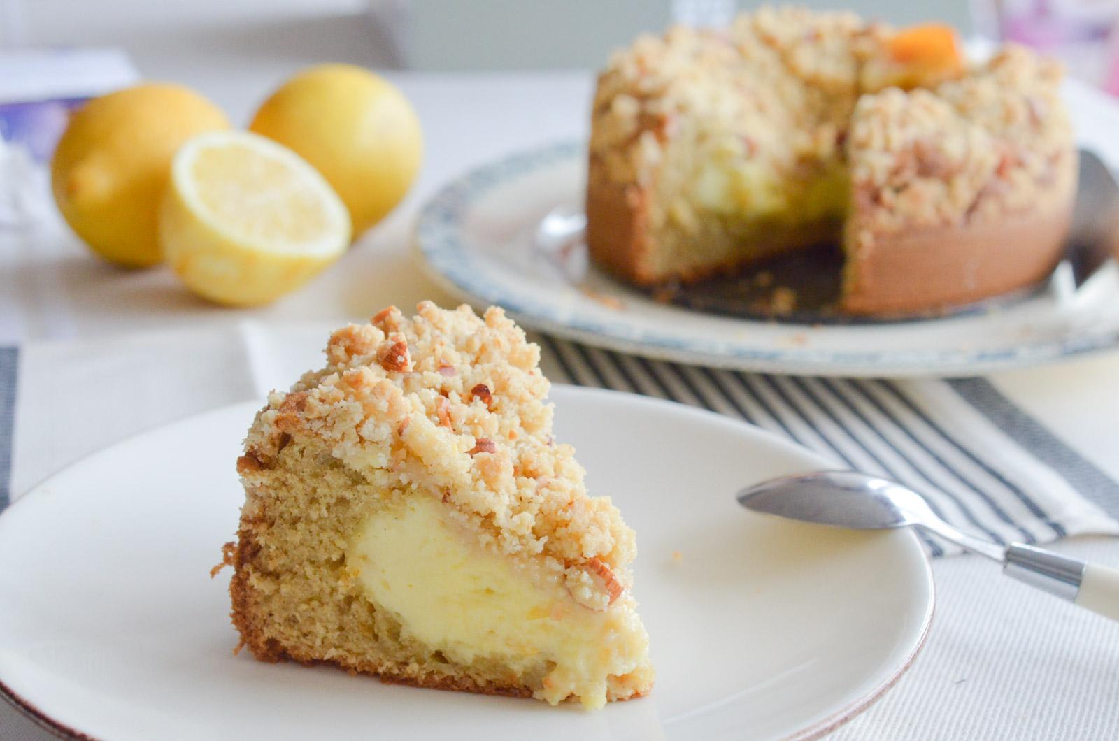 Crum Cake Citron Amande (18 Sur 18)