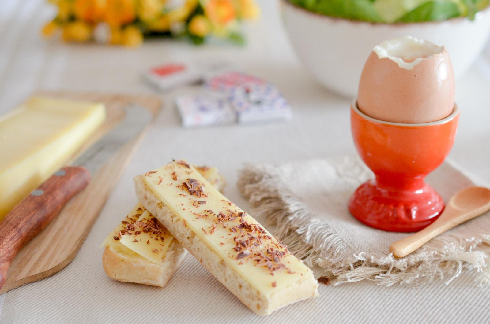 Mouillettes Gruyere Chocolat Oeuf Cocotte (3 Sur 8)