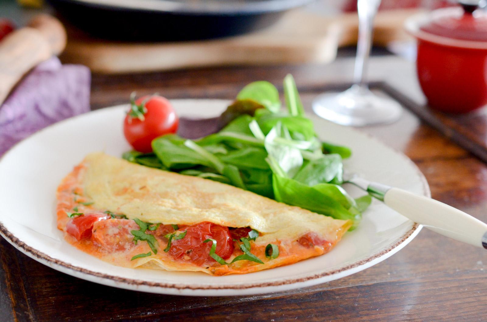 Omelette Pesto Rosso Panzani (1 Sur 7)