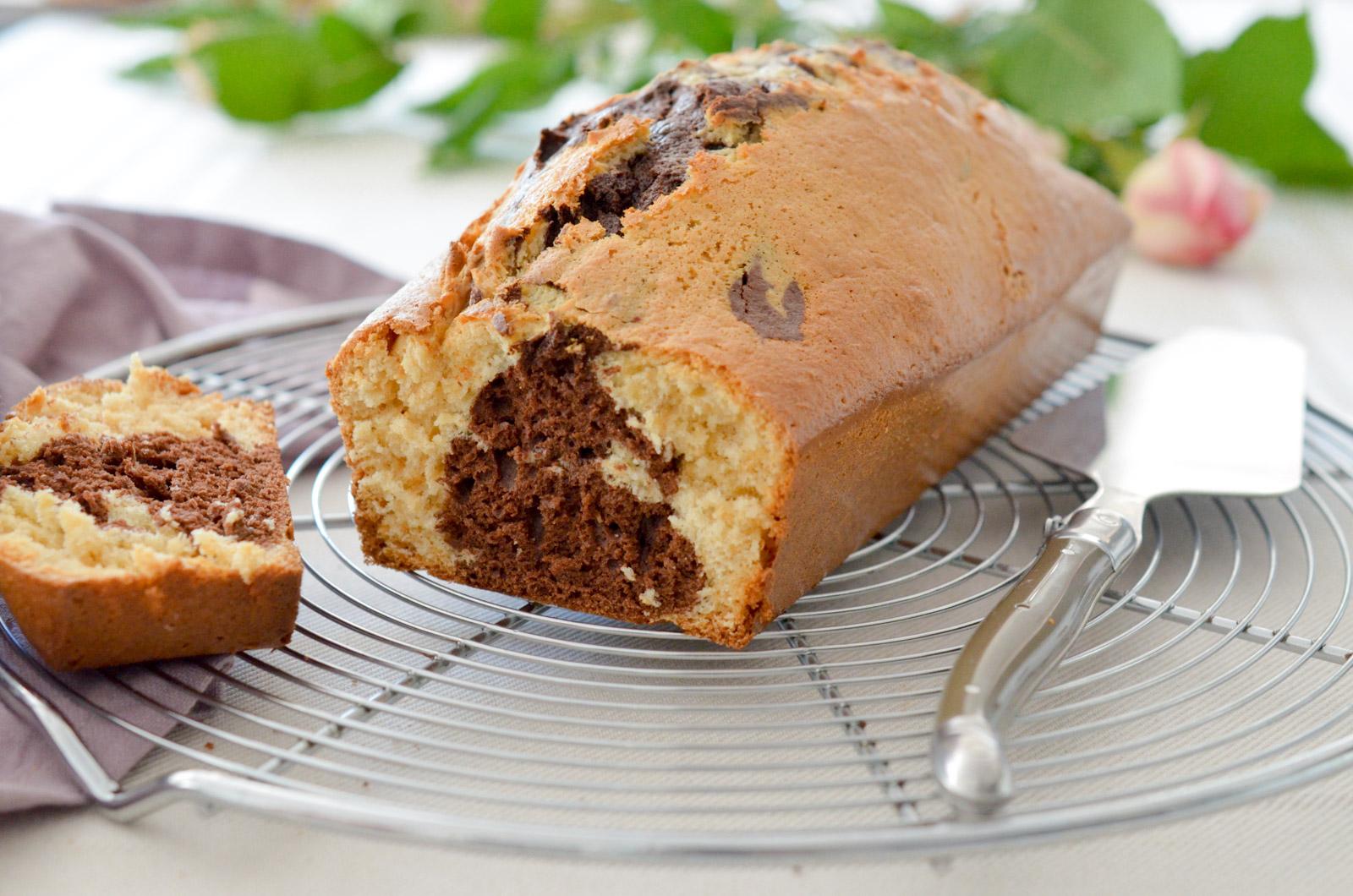 Cake Marbre Chocolat (4 Sur 5)