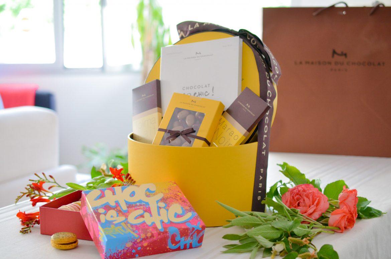 Chocolat Summer Kit La Maison Du Chocolat (1 Sur 9)
