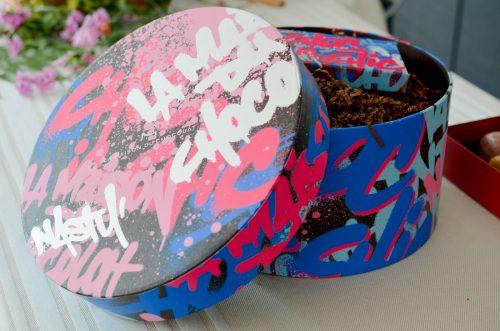 Quand l'art côtoie le chocolat : Pause