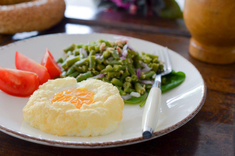 Salage Haricots Verts Noix Coco Cloud Egg (10 Sur 12)