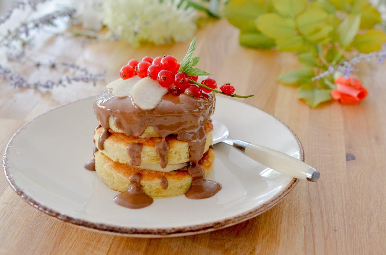 Gateau Pancake Chocolat (4 Sur 6)