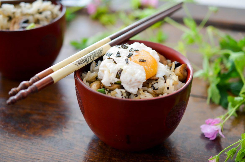 Riz Algues Vinaigrette Wasabi (3 Sur 8)