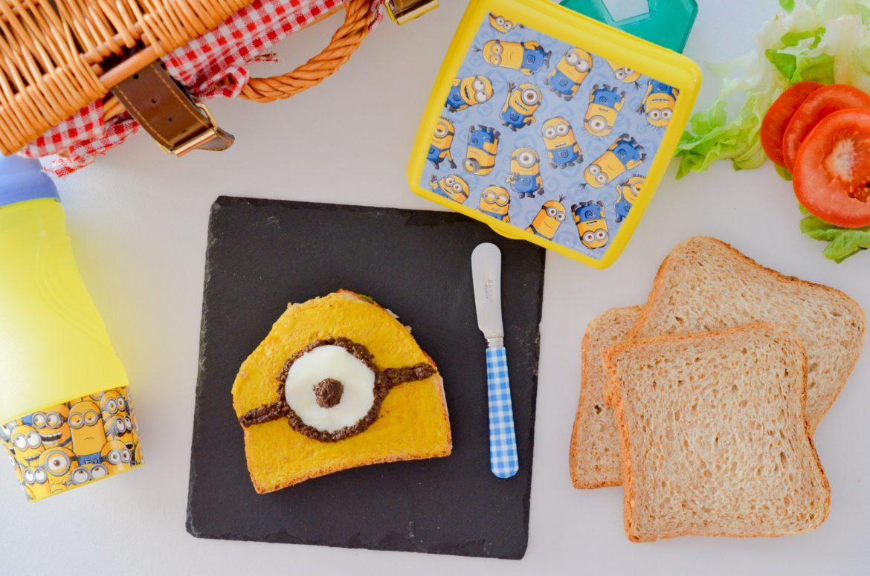 Sandwich Minions Stuart (5 Sur 5)