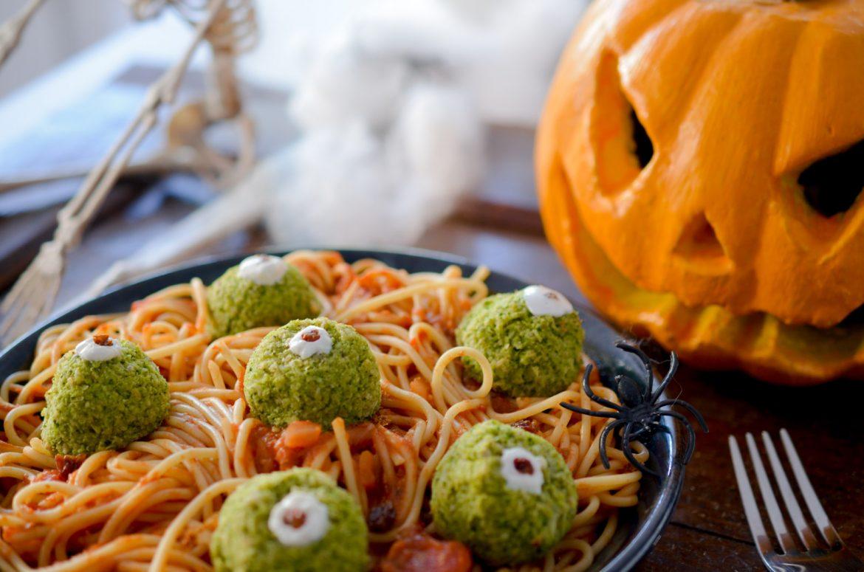 Halloween Boulettes Brocoli (8 Sur 10)