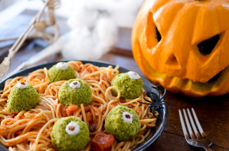 Halloween Boulettes Brocoli (9 Sur 10)