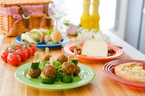Pique nique veggie - surprise inside !