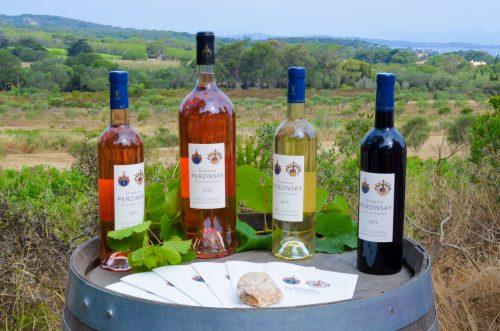 Escapade aux pays des vins du soleil - Côtes de Provence & découverte de Porquerolles