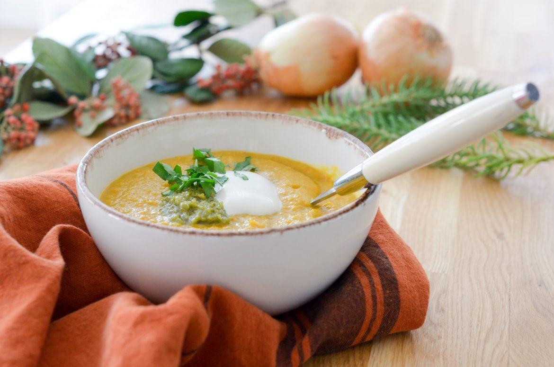 Soupe Carotte Lentilles (2 Sur 7)
