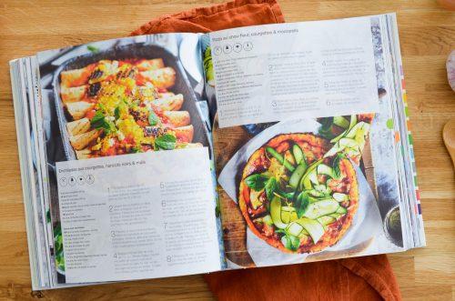 Coup de coeur livre : Le Grand Livre Marabout de la cuisine Green
