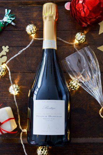 Franck Bonville: Champagne en fête #1