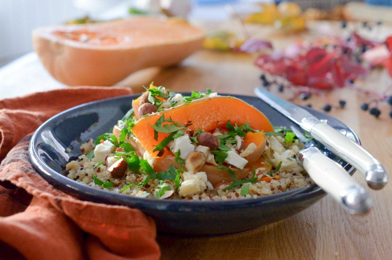 Quinoa Butternut Chevre (5 Sur 8)