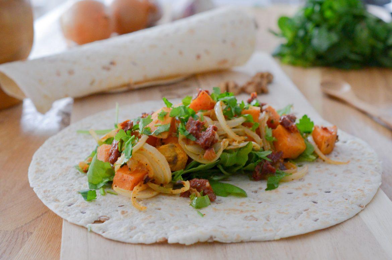 Tacos Patate Douce (6 Sur 10)