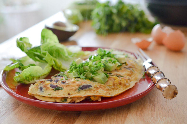 Omelette Mexicaine (4 Sur 9)