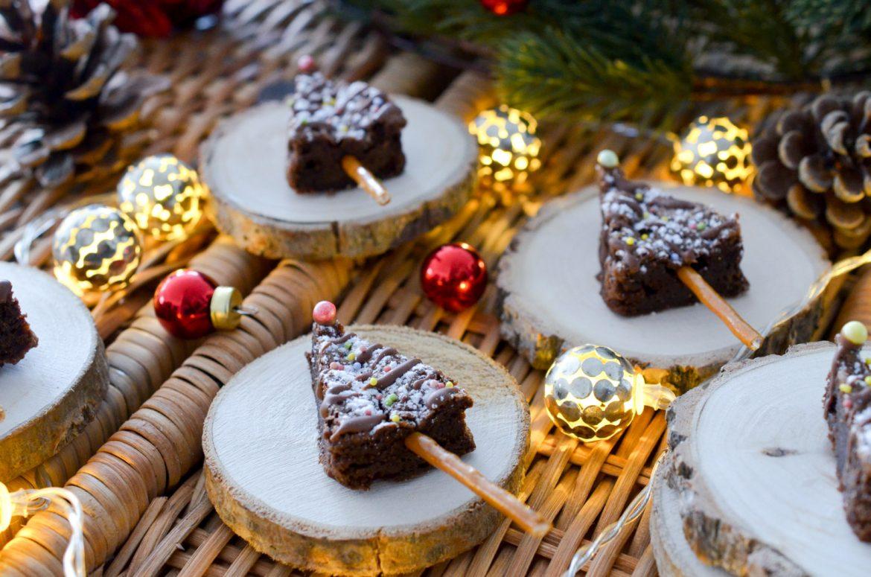 Sapin Chocolat Cemoi Rondins (14 Sur 14)