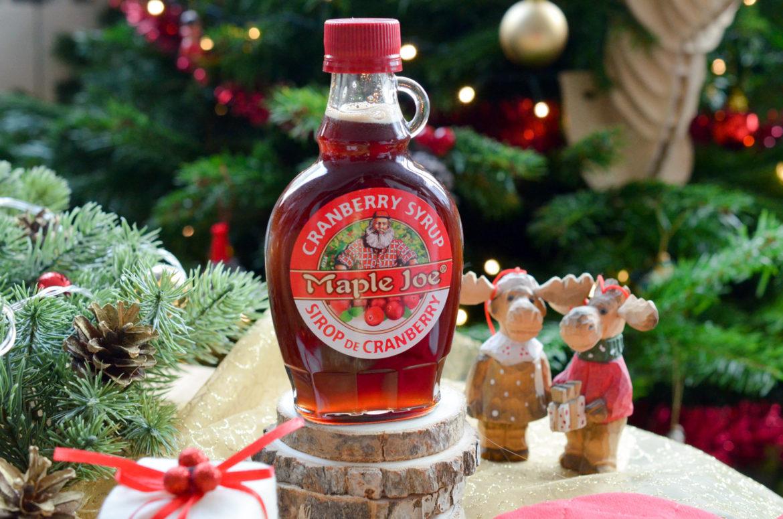 Sirop Cranberry Maple Joe (1 Sur 7)