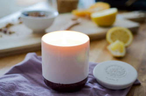 L'importance d'une ambiance Zen à la maison ... la magie des bougies ! - #Concours Inside