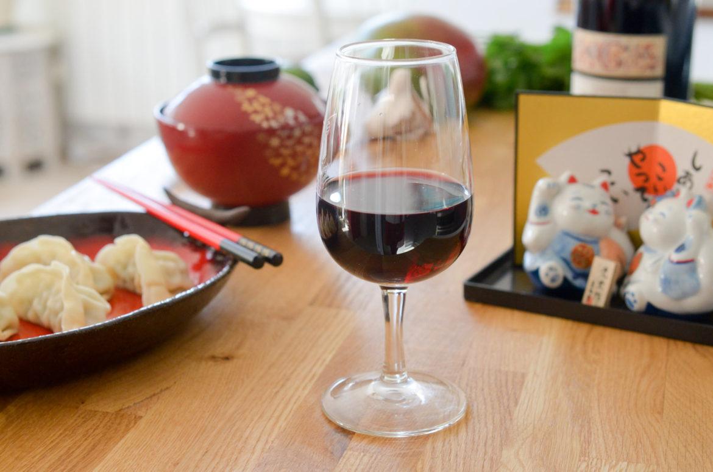 Accord Mets Vin Asie (1 Sur 4)