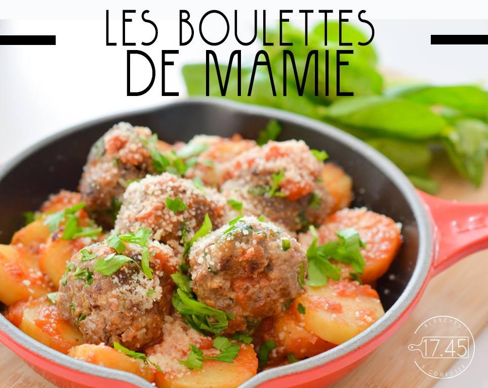 Boulettes Mamie Restaurant17 45