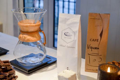 Dégustons le café pas comme les autres avec les cafés Caron