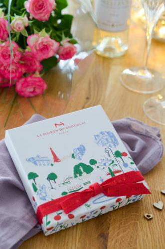 #Concours : Au coeur des Jardins pour la Saint Valentin avec La Maison du Chocolat