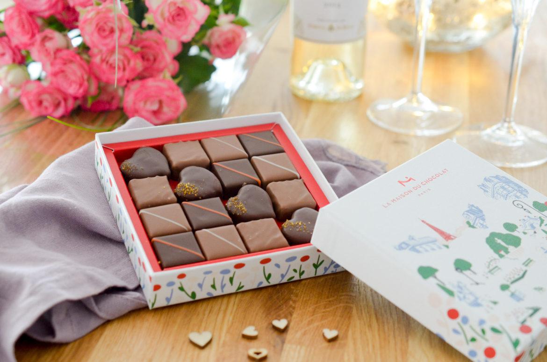 La Maison Chocolat Saint Valentin (3 Sur 5)