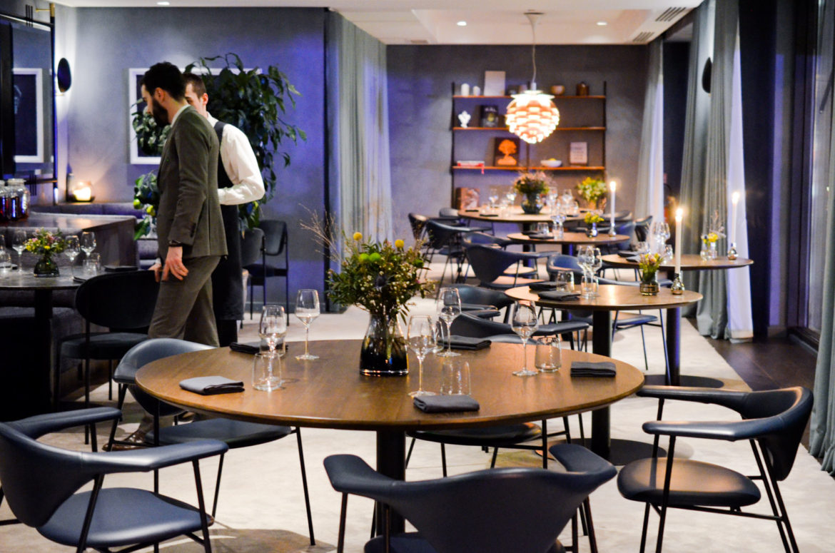 Restaurant Copenhague Paris (2 Sur 26)
