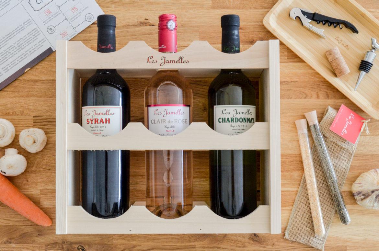Vin Les Jamelles (1 Sur 5)