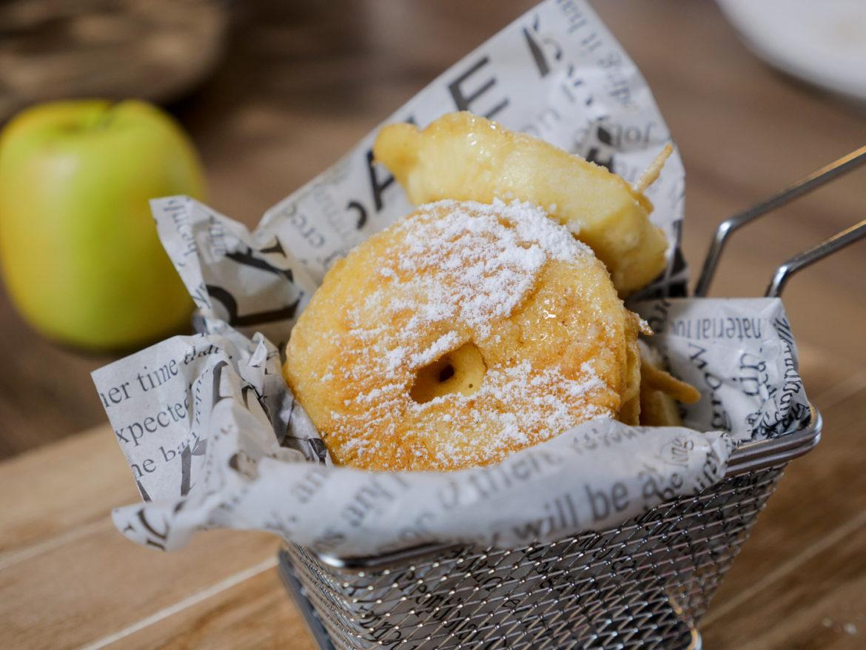 Beignets Pommes (7 Sur 7)