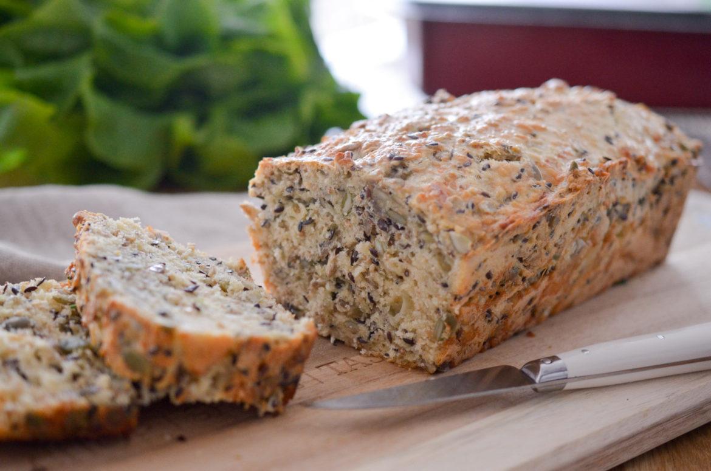 Cake Graines Comte (9 Sur 18)