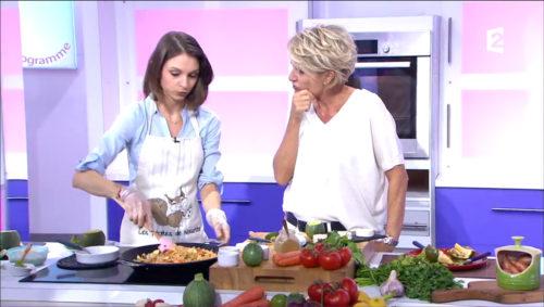 RDV de mardi à vendredi dans l'émission C'est Au Programme sur France 2 !