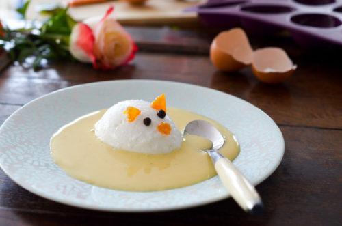 #Concours : moule Oeuf en silicone pour Pâques avec Tupperware