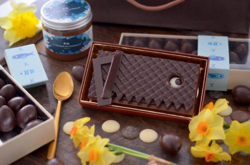 Atelier chocolats de Pâques avec la Maison du Chocolat au Ritz