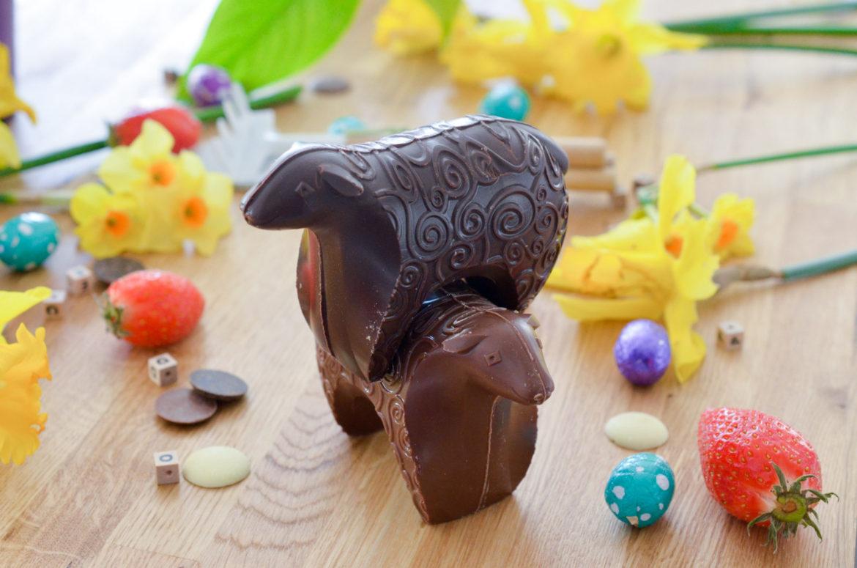 Michel Cluizel Chocolat Paques (6 Sur 9)