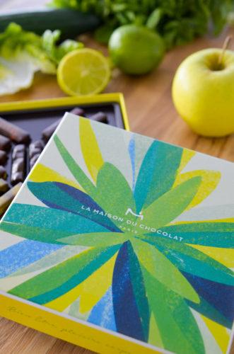 #Concours : Quand chocolat rime avec Bien-Etre à la Maison du Chocolat...